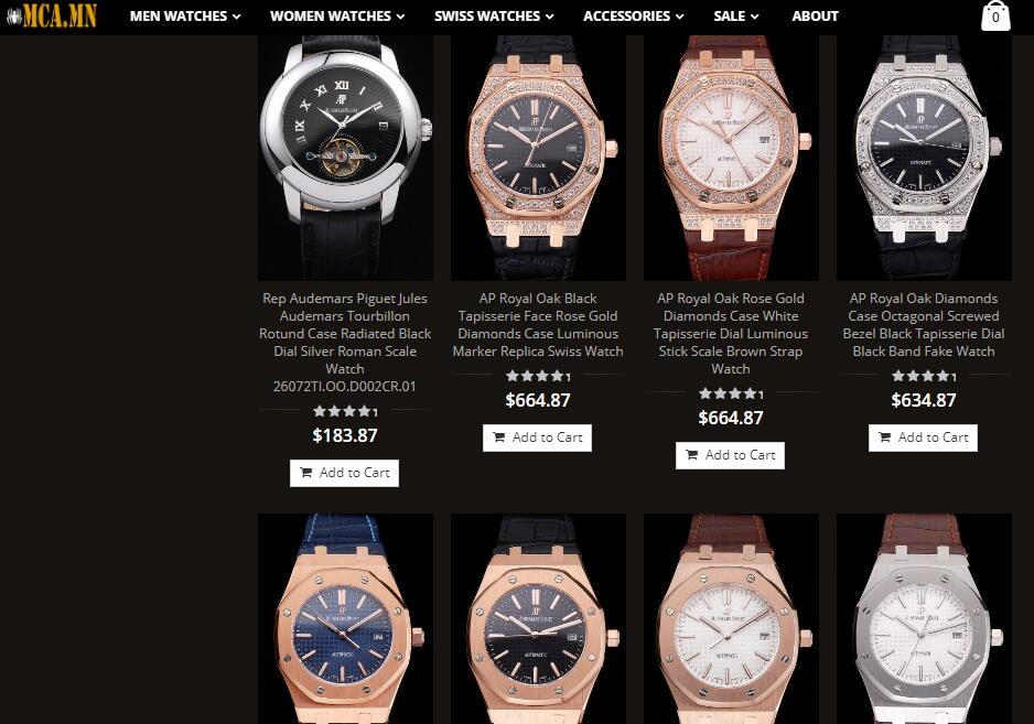 luxury Audemars Piguet sale at mca.mn