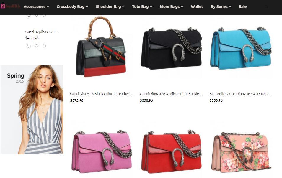 replica Gucci Dionysus bags sale