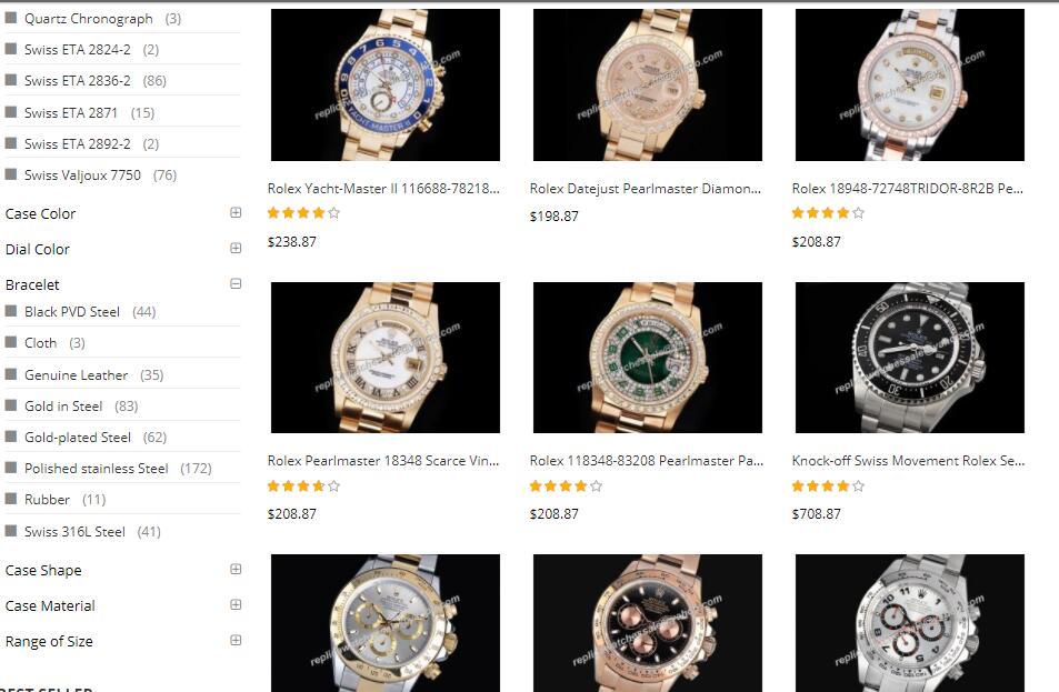 replica Rolex watches sale