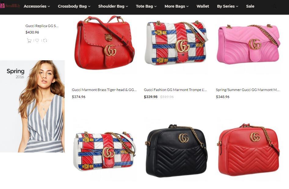 replica Gucci GG Marmont bags sale price